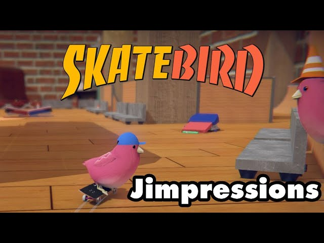 Skatebird - Everything I Love Turns To Ash (Jimpressions)