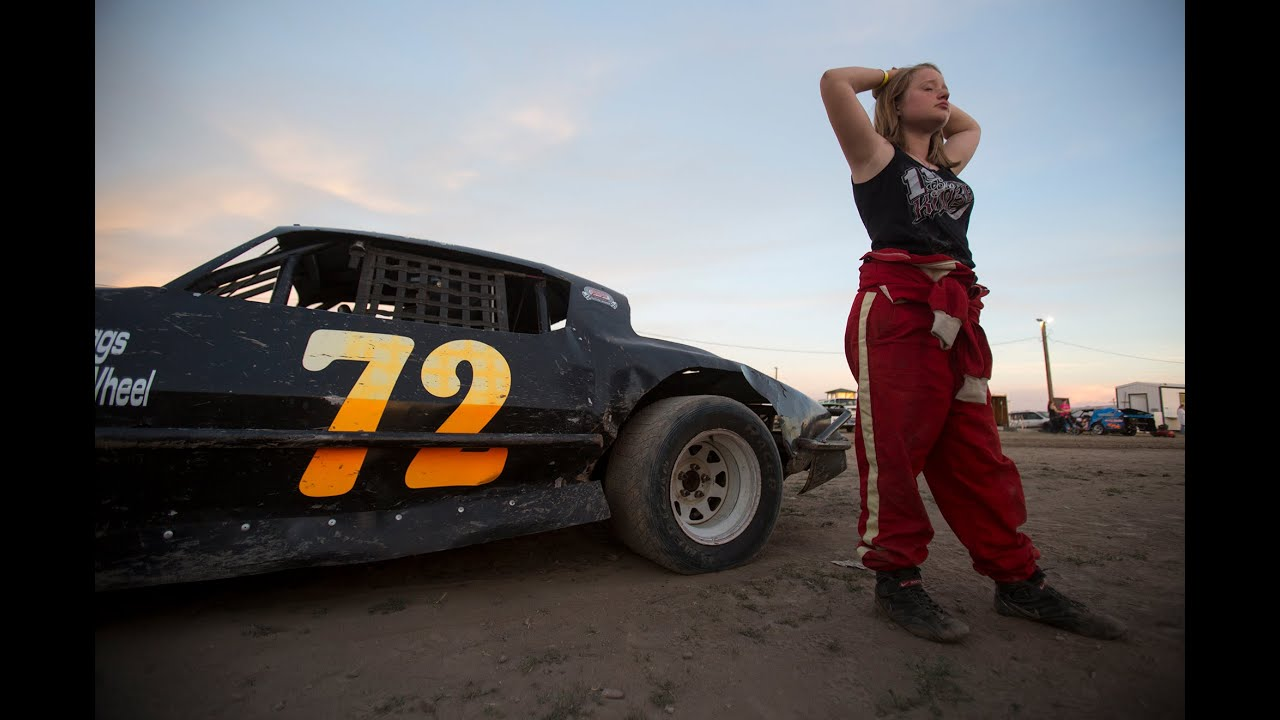 Kylee Pagel, 15-year-old race car driver - YouTube