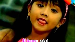 Lagu Anak anak : Kuman kuman nakal..... Christina
