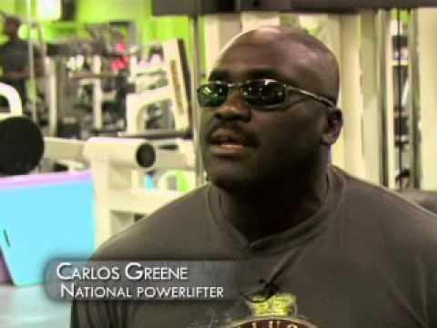 Carlos Greene