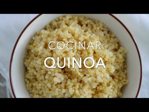 C mo cocinar quinoa quinua en minutos recetas f ciles for Resetas para cocinar