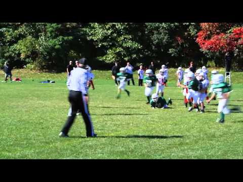 Centennial vs Mounds View Football - Slow-Mo 10-1-11
