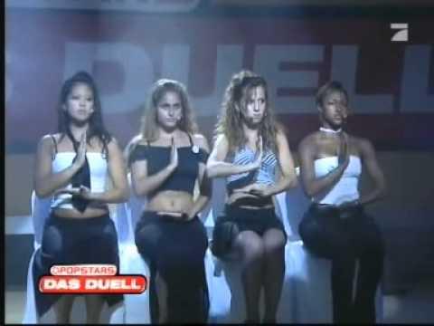 Popstars PreLuders ersten songs Live VCD
