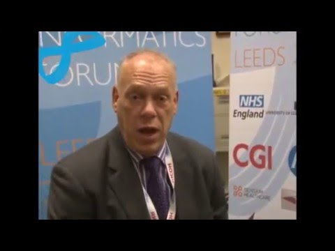 UK Health Informatics Forum Leeds 2014
