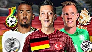 LES 10 FOOTBALLEURS ALLEMANDS QUI AURAIENT PU JOUER POUR UN AUTRE PAYS ! 🇩🇪