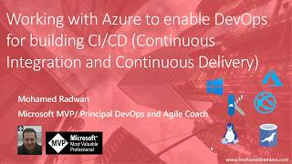 This series contain 11 videos that cover different topics for azure and devops. the first video introduces iac (infrastructure configuration as code) and...