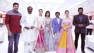 Celebrities in Saravana store opening ceremony