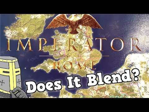 Imperator Rome - Does It Blend? Exclusive Gameplay Reveal / Review