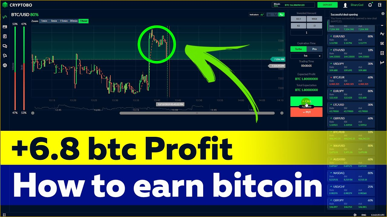 how to earn from cryptocurrency trading