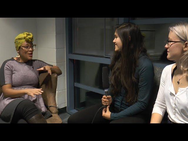 Eve Ewing True Kids 1 Interview Santa Fe, NM 11/13/19