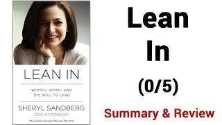 Lean In: Summary & Review (0/5)