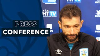 📹 PRESS CONFERENCE | Carlos Corberán on Wycombe Wanderers