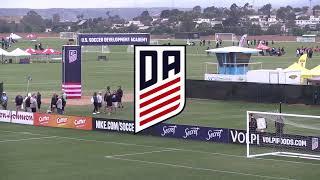 DA Playoffs: U-18/19 New England Revolution vs. Saint Louis FC