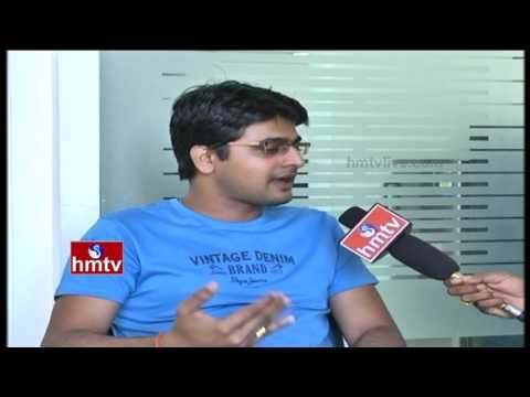 NewsDistill CEO Narasimha Reddy Face to Face Over News Aggregation Mobile APPs | HMTV