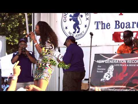 Lynn Lockamy @Weeqauhic Park 2014 Full Video