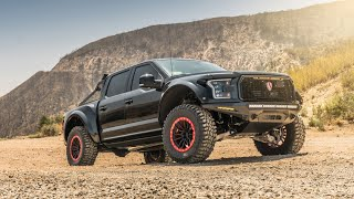 This $150k Ford Raptor S is An Off-roading Rolls Royce!!!