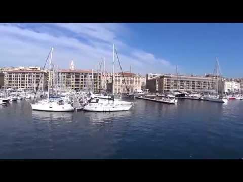Voyage en Navette du Frioul à Marseille