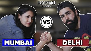 What If Delhi & Mumbai Goes On A Date Ft. Captain Nick | Hasley India