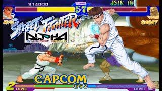 Street Fighter Alpha:Warriors