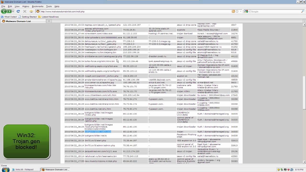 G Data Antivirus 2011 - Review part 2 - YouTube
