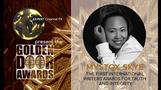 Golden Door Awards - Interviewing Mystqx Skye