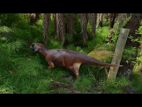 3D camouflage in an ornithischian dinosaur