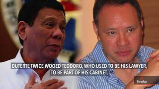 Download Video Duterte, Gibo Teodoro hold closed-door meeting in Malacañang MP3 3GP MP4