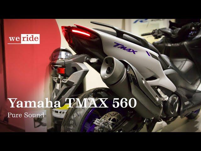 Yamaha TMAX 560 | Pure Sound