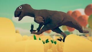 Totally Accurate Battle Simulator: Raptors (work in progress)
