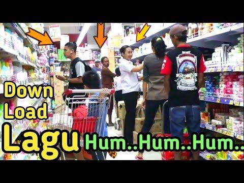 PRANK OK GOOGLE DOWNLOAD LAGU HUM HUM HUM 💖 PRANK INDONESIA