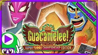 🥊 GUACAMELEE SUPER TURBO CHAMPIONSHIP EDITION 🔥 DÉCOUVERTE ! [PC-FR-720P-60FPS]