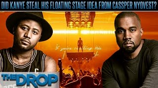 Kanye Allegedly Jacked Floating Stage Idea - The Drop Presented by ADD | All Def