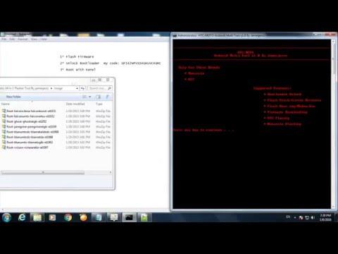 Moto G 2nd Gen XT1068 Flash,Bootloader Unlock & Root in 4min