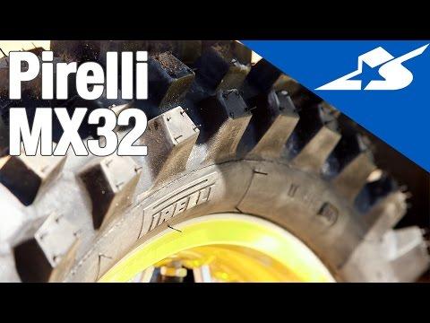 Pirelli MX32 Review