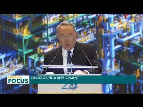 Tengiz oil field development