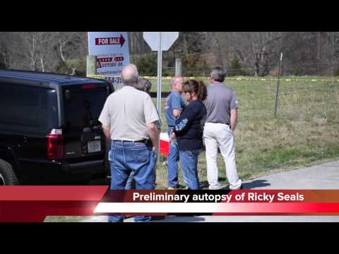 Bledsoe County Detective Ricky Seals autopsy results