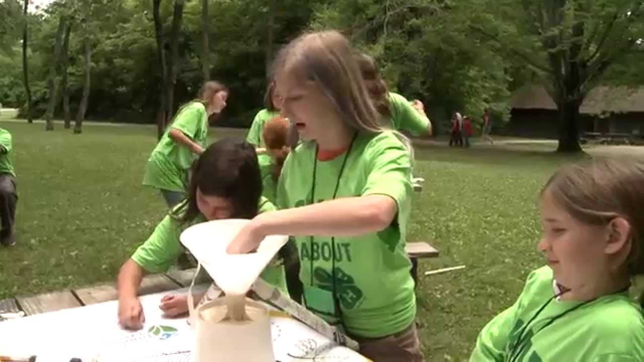 Indiana 4 h fish farm challenge youtube for Indiana fish farms