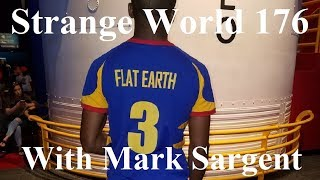 Stephen Curry denies Apollo & NBA visit Flat Earth, again SW176 Mark Sargent  ✅