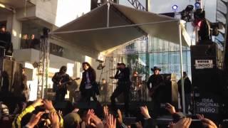 Tex Tex y el Tri en el Vive Latino 2013