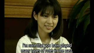 Perfect Blue Interview With Voice Actress-Junko Iwao.wmv