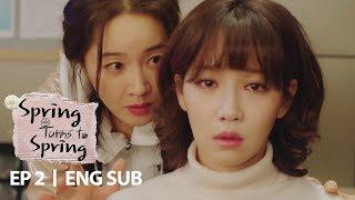 Yu Ri Is Ji Won And.. Ji Won Is Yu Ri!! [Spring Turns To Spring Ep 2]