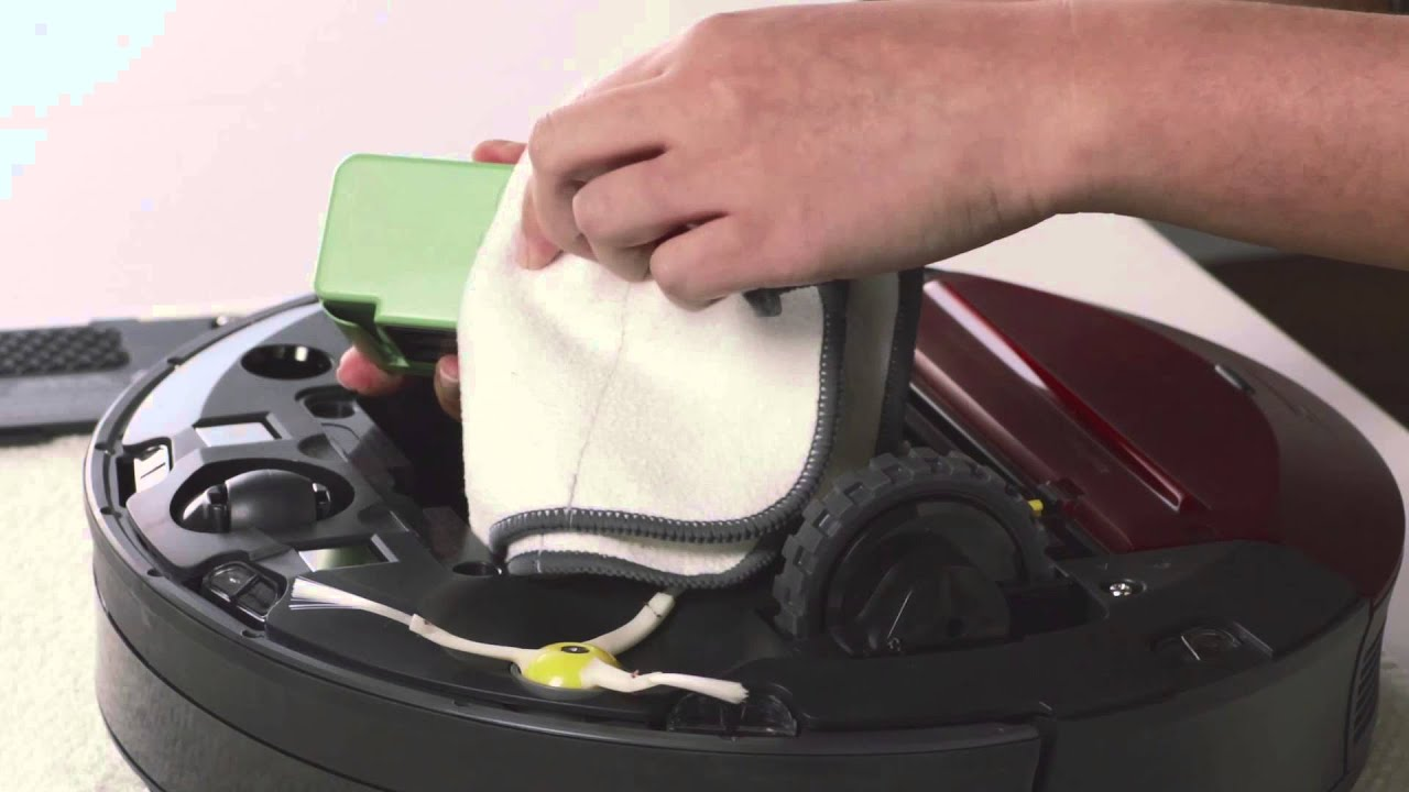 Battery Care For Roomba 980 Robot Vacuum Youtube
