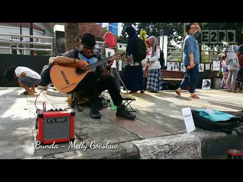 Pengamen Akustik Bandung - Bunda