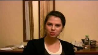 Екатерина Горина интервью(Видео Вороной Руслан (Экспресс газета), 2011-06-28T20:51:31.000Z)