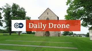 #DailyDrone: Kloster Lorsch | DW Deutsch