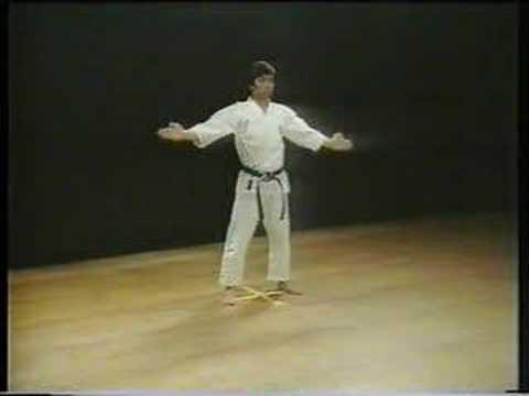 Kanku Dai - Shotokan Karate
