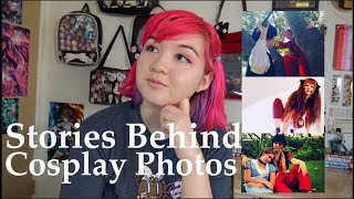 Funny Secrets Behind Cosplay Photos