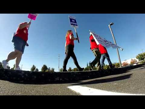 Bellingham Tech College strike hits day 4