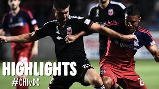 HIGHLIGHTS: Chicago Fire vs. D.C. United | September 20, 2014
