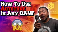 How to use Autotune the right way in any DAW in 2020 ( Best Autotune beginners tutorial )